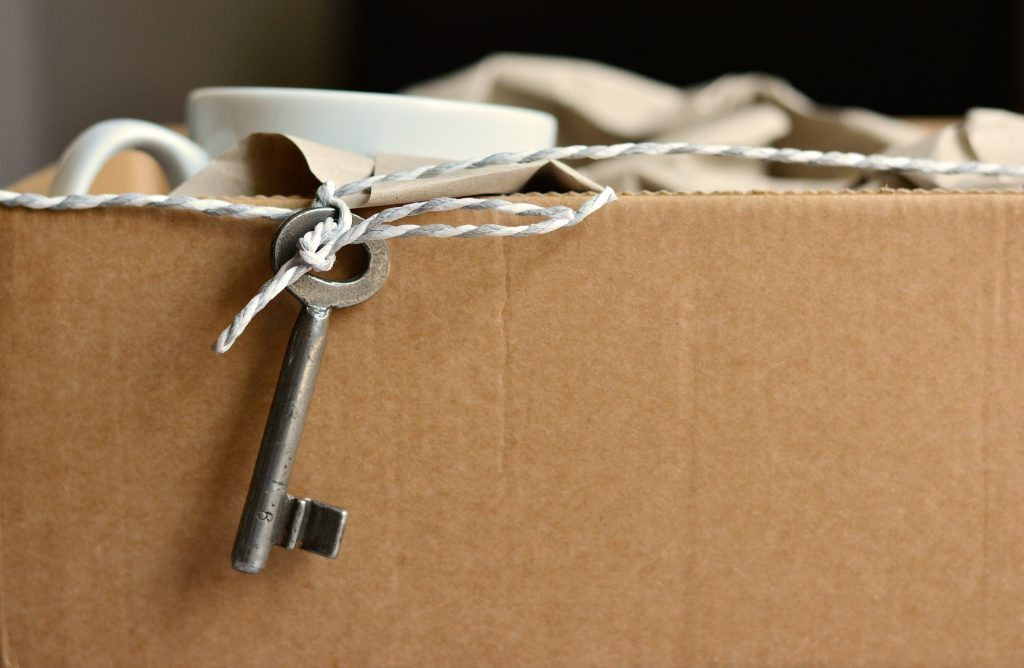 embalaje para mudanzas